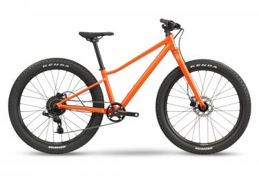 BMC Blast 24 MTB bambino Sram X4 8V 24'' arancione 2021 6-11 anni