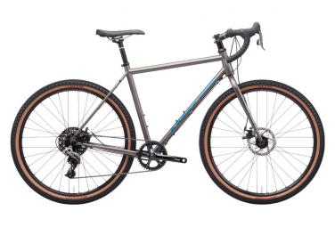 Gravel Bike Kona Rove DL Sram Rival 1 11V 2021 Gris