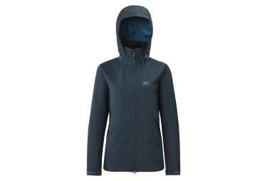 Millet Grands Montets Chaleco Azul Mujer M