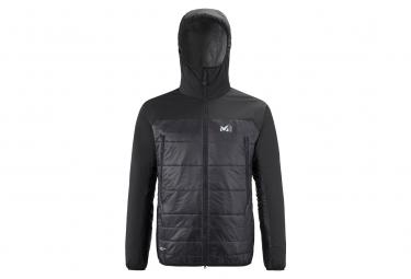 Millet Fus Airlof Hooded Polar Jacket Negro Hombres Xl