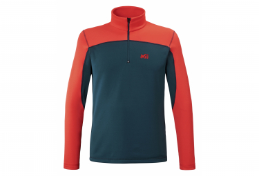 Millet Sen Tec Pullover Azul Rojo Hombres M