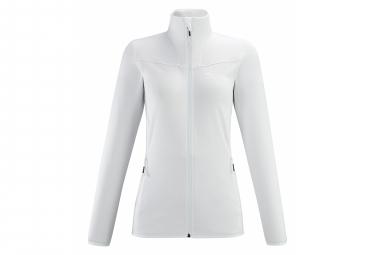 Millet Sen Tec Ii Polar Jacket Blanco Mujer M