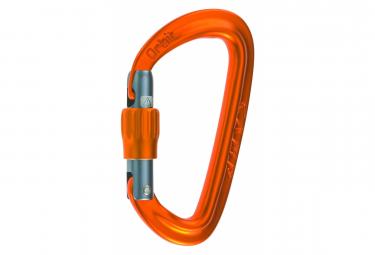Mousqueton à Vis Camp Orbit Lock Orange