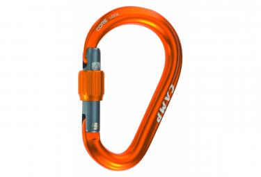 Mousqueton à Vis Camp Core Lock Orange