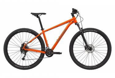 Cannondale Trail 6 29 Mtb Rigida Shimano Alivio   Altus 9s 29   Impact Orange M   162 172 Cm