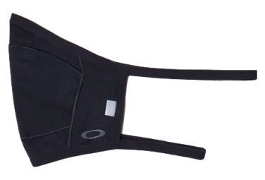 Masque Oakley Fitted Lite Blackout / Noir