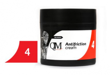 QM SPORTS crème Antifriction 4