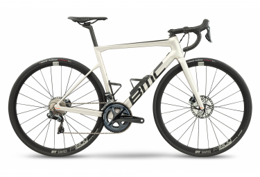 BMC Teammachine SLR Bicicleta de carretera dos Shimano Ultegra Di2 11S 700 mm Gris Perla 2021