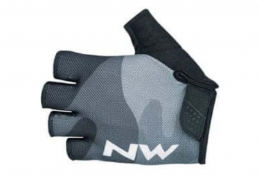 Northwave Flag 3 Short Gloves Black