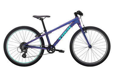 Bici per bambini Trek Wahoo 24 '' Purple Flip 2021