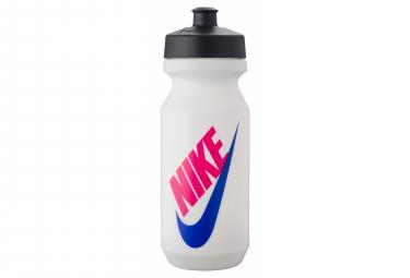 Bidon Nike Big Mouth Graphic 650ml Blanc