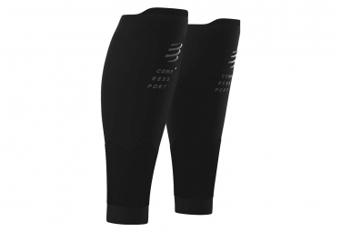 Compressport R2v2 Flash Black Compression Sleeves
