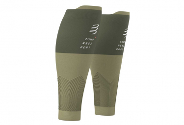 Compressport R2v2 Compression Sleeves Green
