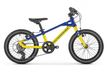 Mondraker Leader 16 Kids MTB Shimano Tourney 6S 16'' Yellow Blue 2021 4 - 6 Years Old