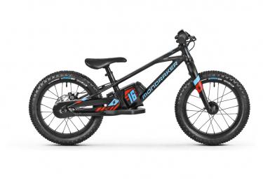 Bicicleta Mondraker Grommy 16 e-Balance 80 Wh 16'' Negro Azul 2021 5-8 años