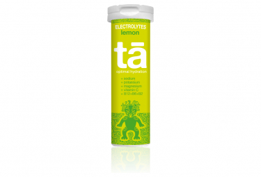 12 TA Energy Hydration Tabs electrolyte tablets 12 Lemon