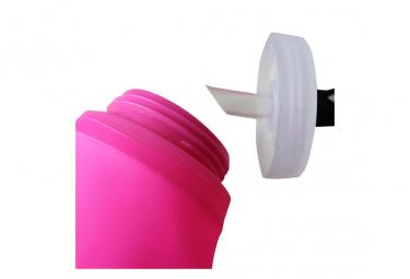 Flasque souple Raidlight EazyFlask Press-To-Drink 600mL Rose