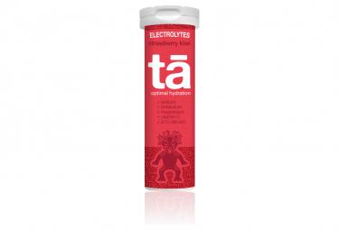 12 Pastilles électrolytes TA Energy Hydratation Tabs Frais Kiwi