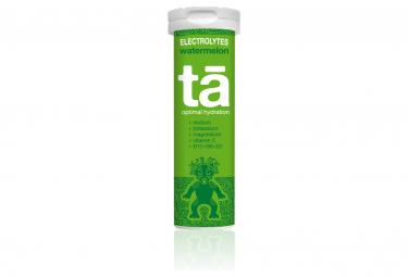 12 Pastilles électrolytes TA Energy Hydratation Tabs Pastèque