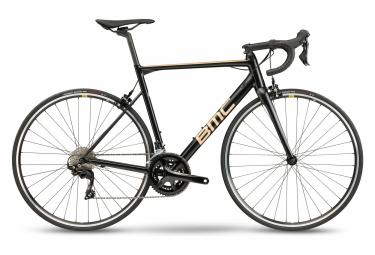 Bici da strada BMC Teammachine ALR One Shimano 105 11V 700 mm Nero Oro 2021