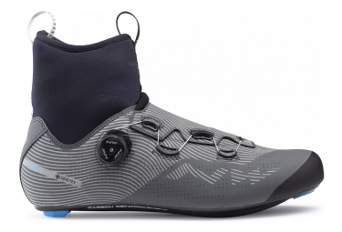 Chaussures Route Northwave Celsius R Arctic GTX Gris/Reflective
