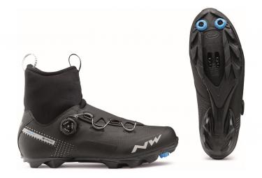 Chaussures VTT Northwave Celsius XC Arctic GTX Noir