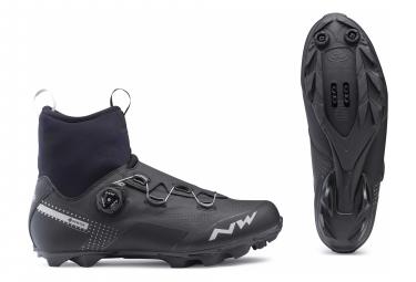 Zapatillas MTB Northwave Celsius XC GTX negro