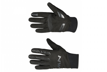 Guantes Northwave Core Long negros