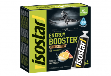 Gel ISOSTAR ENERGY BOOSTER 5x20gr Cola Taste