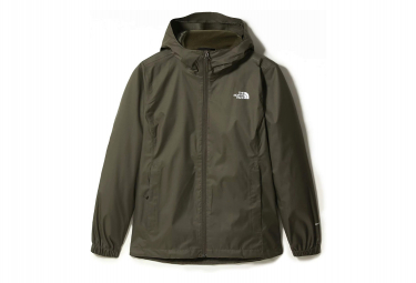 The North Face Quest Jacket Chaqueta Impermeable Caqui Para Mujer L