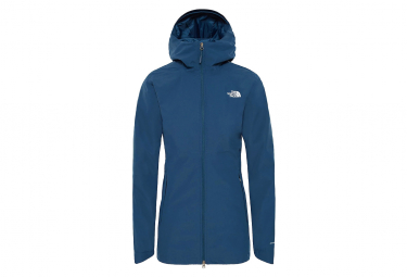 The North Face Hikesteller Impermeable Parka Chaqueta Mujer Azul S