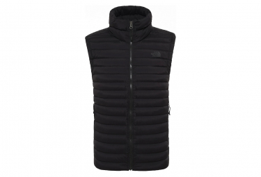 The North Face Stretch Down Gilet Negro Hombre Xl