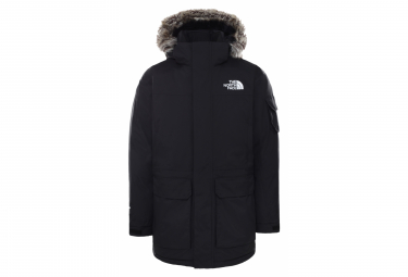 The North Face Recycled Mcmurdo Parka Negro Hombre S