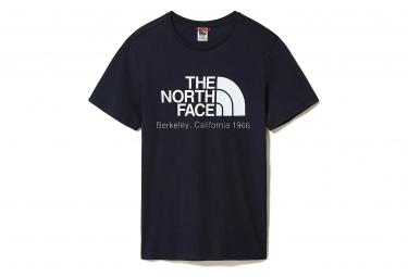 Camiseta The North Face Berekely California Azul Para Hombre S