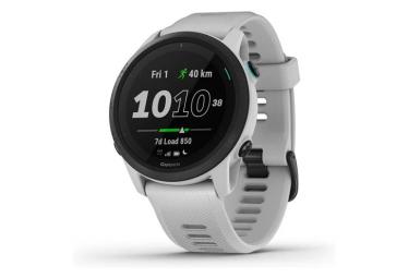 Reloj GPS Garmin Forerunner 745 Whitestone