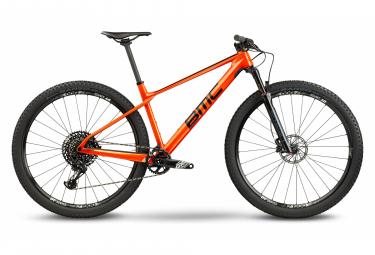MTB Semi Rígida BMC Twostroke 01 Two 29'' Orange 2021