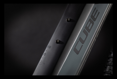 MTB eléctrica rígida Cube Reaction Hybrid Pro 625 Sram SX Eagle 12S 625 Wh 29'' Negro Gris 2021