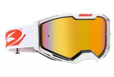 Kenny Ventury Phase 2 Mask White / Silver