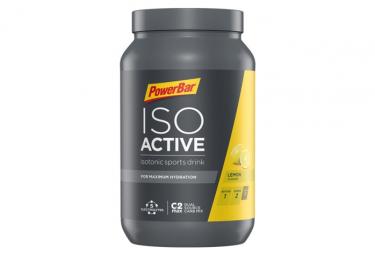 POWERBAR Sports Drink ISOACTIVE Lemon 1320gr