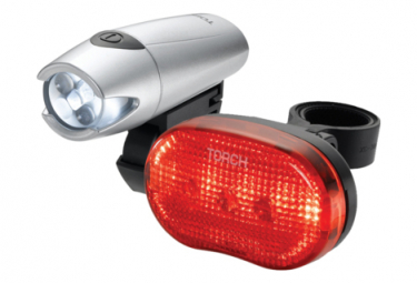 Image of Eclairage torch light set high beamer white 5 tail bright 5