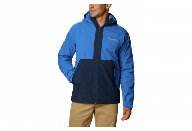 Chaqueta Impermeable Columbia Evolution Valley Xl