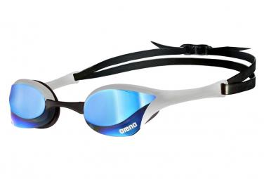 Arena Cobra Ultra Swipe Gafas De Natacion Lentes Plateadas   Azules