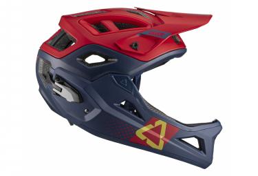 Leatt MTB 3.0 Enduro Helmet Chilli Red