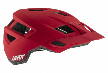 Casque Leatt MTB 1.0 Mtn Rouge Chilli