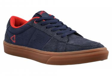 Zapatos Planos Leatt 1 0 Azul Onix 45 1 2