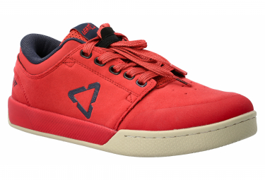 Zapatos Planos Leatt 2 0 Rojo Chilli 45 1 2