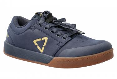Zapatos Planos Leatt 2 0 Azul Onix 44 1 2