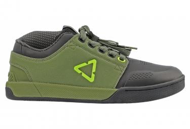 Chaussures Leatt 3.0 Flat Vert Cactus