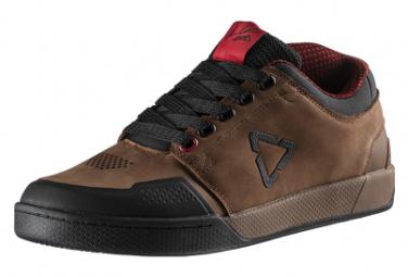 Zapatos Leatt 3 0 Flat Aaron Chase Marrones 40