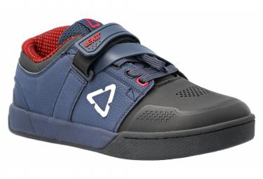 Zapatillas Leatt 4 0 Clip Onyx Azul 45 1 2